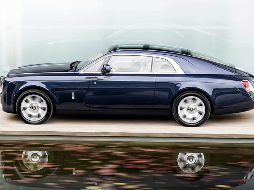 Feast your eyes on 10 of the most expensive cars ever produced