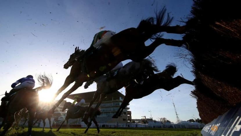 Horse Racing: Silence reigns as Cheltenham begins in sober fashion