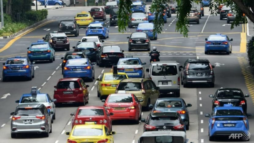 COVID-19 vaccination exercise begins for more than 50,000 taxi, private-hire drivers