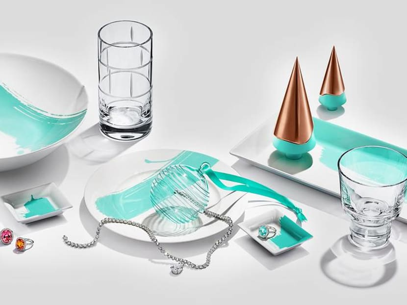 Tiffany & Co's homeware is now available via its Personal Shopping Service