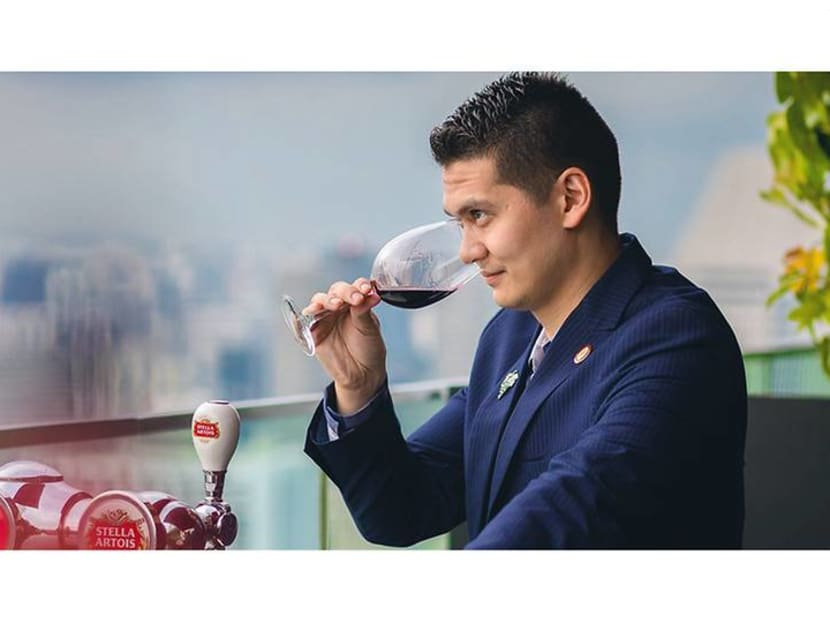 What happens when you pit a Master Sommelier against a Master of Wine