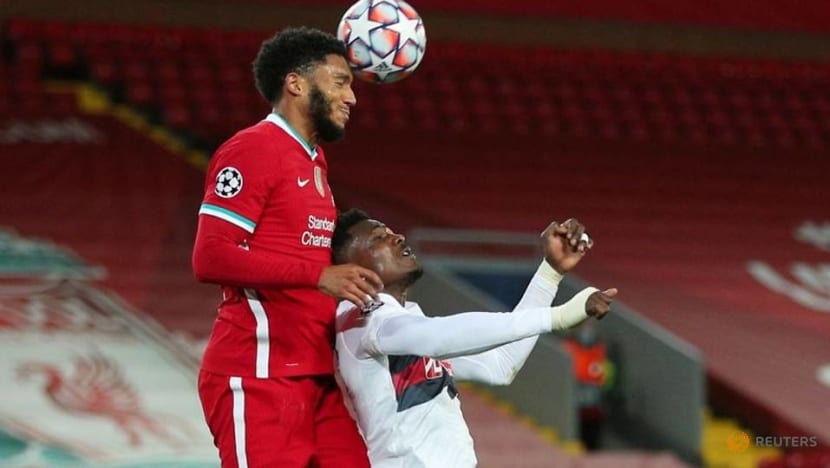 Klopp hails Gomez for stepping up as Liverpool defence gets back on track
