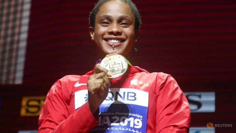 Athletics: Integrity Unit appeals decision to clear world champion Eid Naser