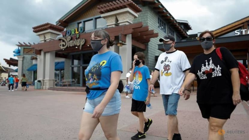 Disney World and other US theme parks update COVID-19 mask rules