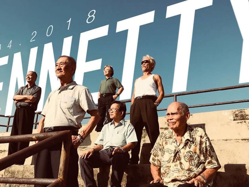 Senior indie rockers in Thailand show old age can be cool and full of hope