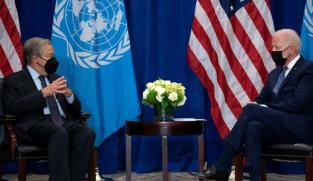 At UN, Biden promises 'relentless diplomacy', defence of democracy