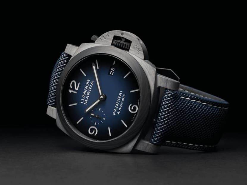 Why is Panerai relying less on its naval history and dabbling in futuristic tech?