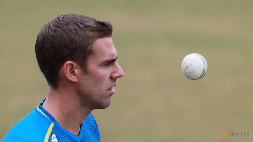South African Nortje to replace Woakes in IPL's Delhi side