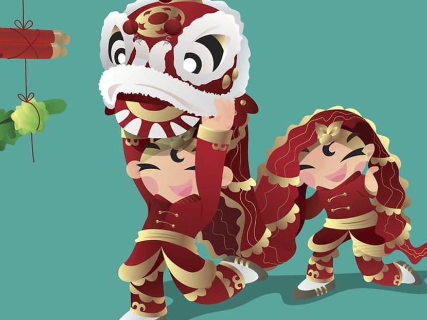 How much does it cost to organise lion or dragon dance performance at home?