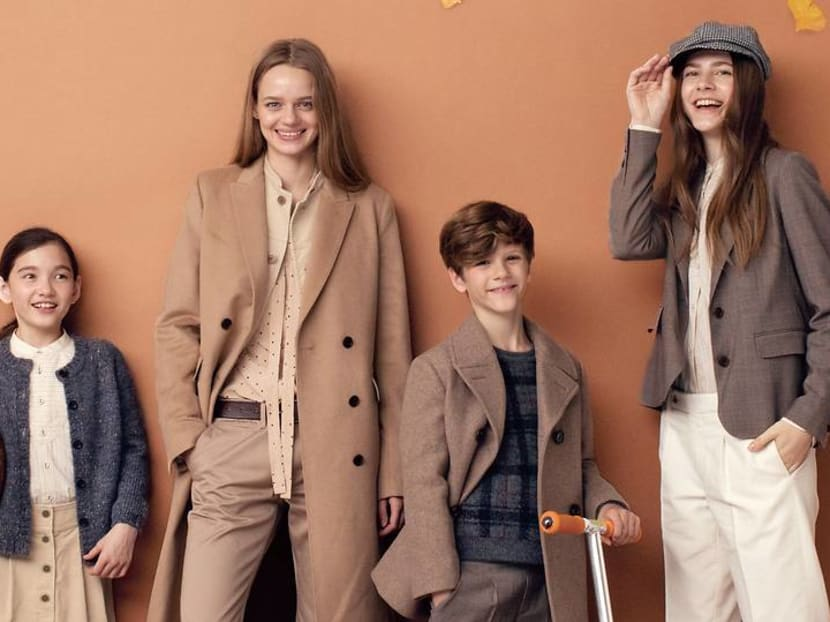 New Uniqlo Ines de la Fressange collection carries fashions even kids can wear