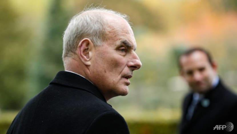 Trump's revolving door: Kelly is latest senior White House departure