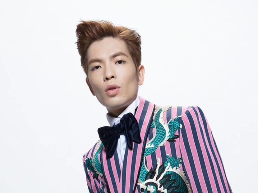 Mandopop singer Jam Hsiao cancels Singapore concert due to COVID-19 concerns