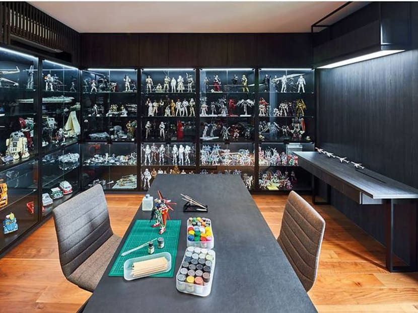 Home Tour: A house in Tanjong Katong with a toy collector's dream room