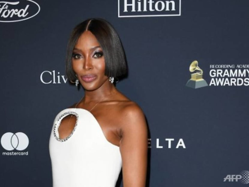 Naomi Campbell wears hazmat suit while travelling amid COVID-19 outbreak