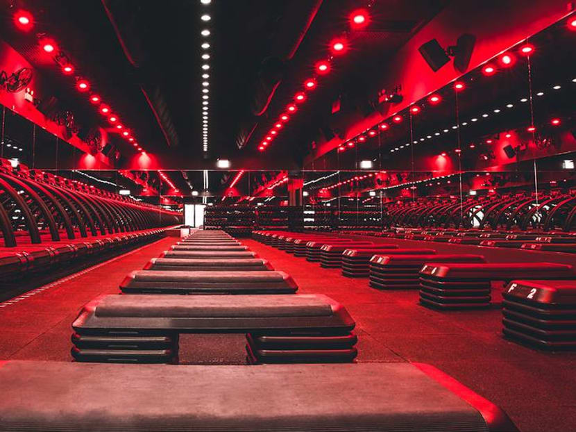 Raffles Place now has Hollywood's most extreme workout – Barry's Bootcamp