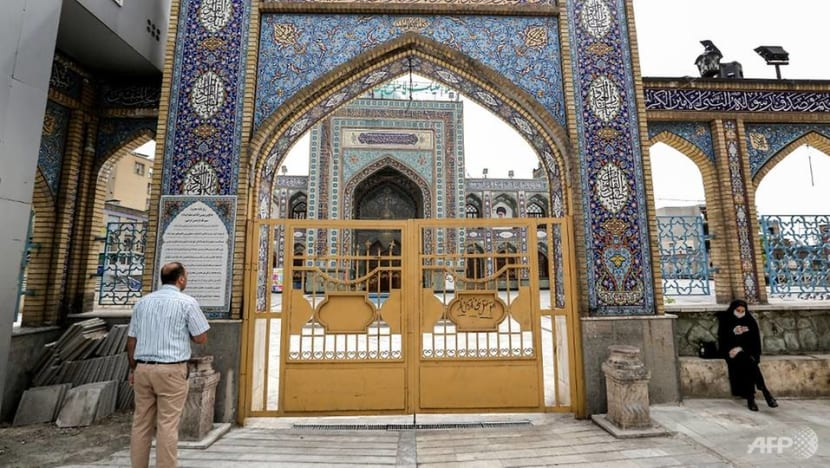 Iran plans to reopen mosques in areas free of COVID-19, says president