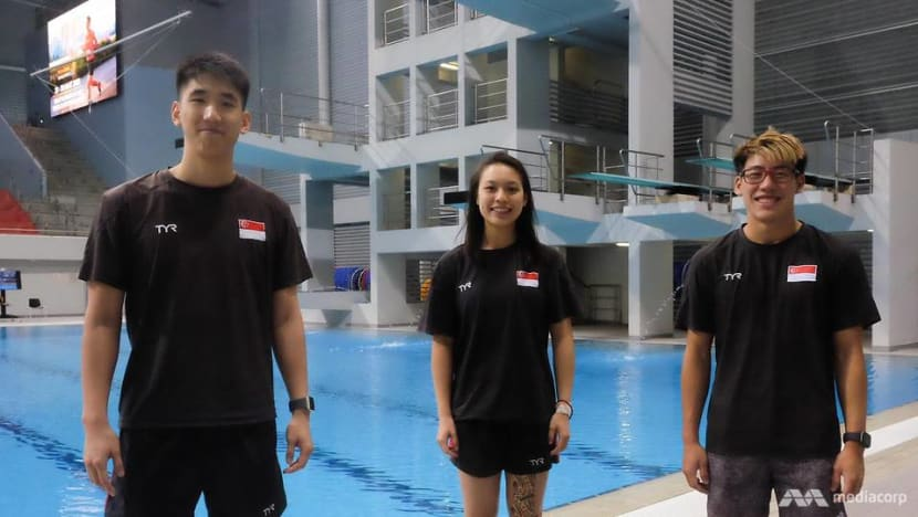 After much uncertainty, Singapore's divers eye final shot at qualifying for Tokyo Olympics