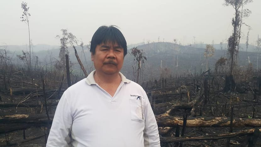 Death threats, intimidation not a deterrence to scientist's mission to save Indonesia forests