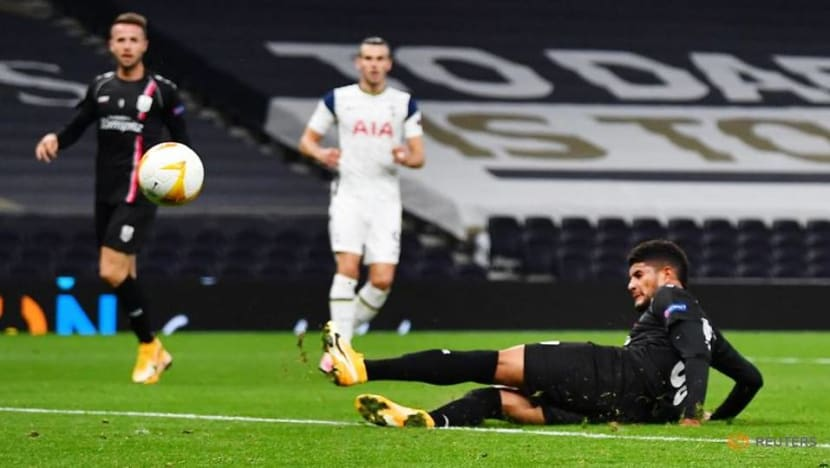 Football: Bale starts for Spurs in comfortable 3-0 Europa League win over LASK