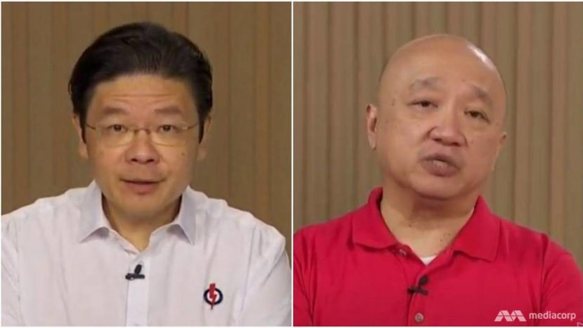 GE2020: In Marsiling-Yew Tee broadcast, PAP highlights fulfilled promises; SDP wants more PMET jobs for Singaporeans