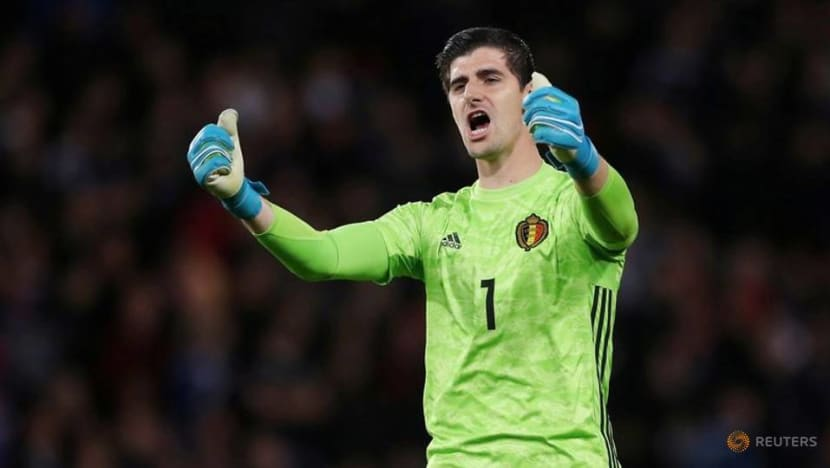 Football: Real Madrid won't cry about injuries, says Courtois