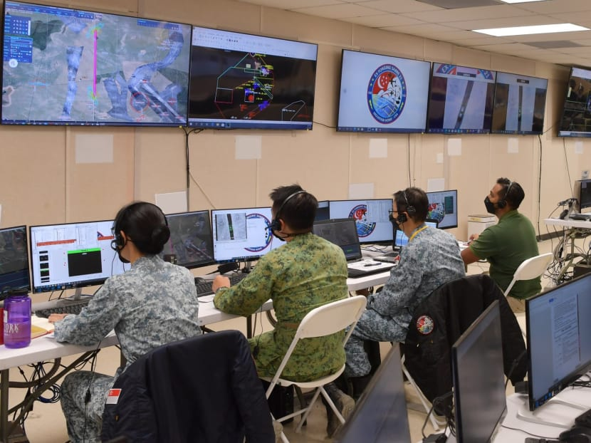 Command and conquer: Game-like system helps SAF choose weapons on battlefield more effectively