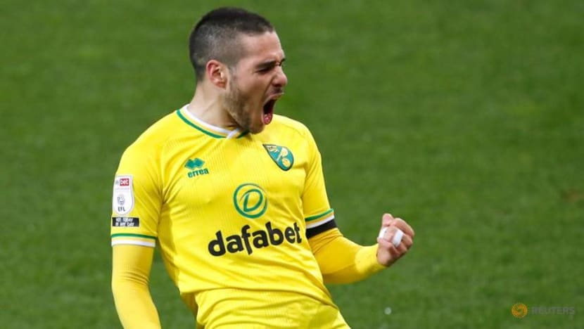 Football: Argentina midfielder Buendia to join Villa from Norwich