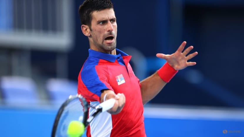 Tennis-Djokovic US Open favourite but let's see, says in-form Zverev