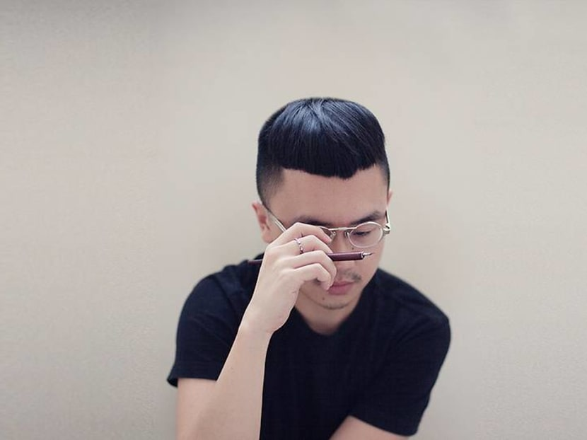 Creative Capital: Calligrapher Clarence Wee can take your Goyard passport holder and make it unique
