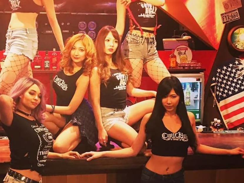 Bar-top bootcamp: Meet the local 'coyote' dancers of Coyote Ugly Singapore