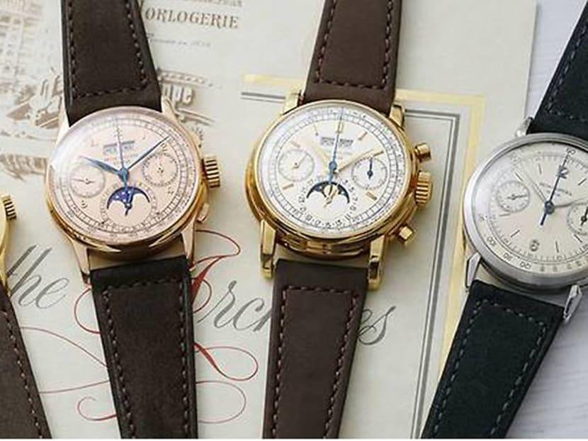 Jean-Claude Biver's quartet of rare Patek Philippe watches sold for US$8.6m