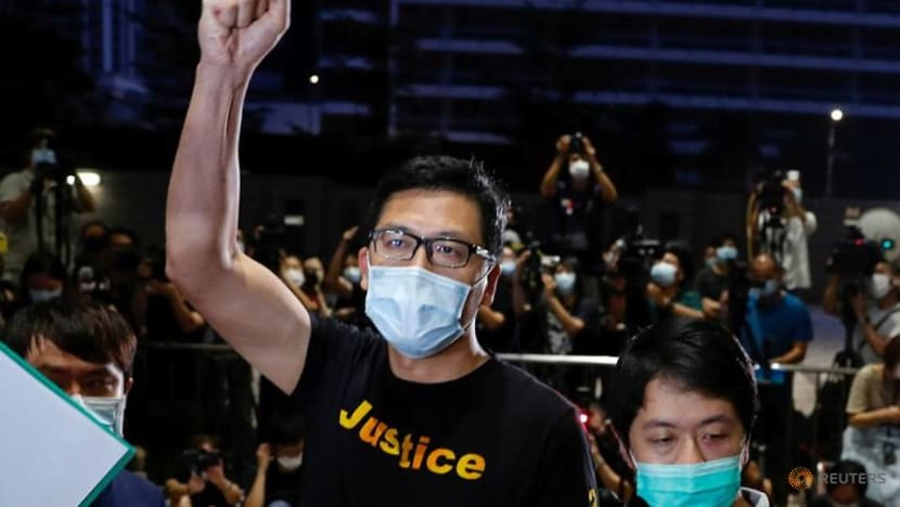 Hong Kong arrests 53 activists for attempt to 'overthrow' govt with unofficial vote