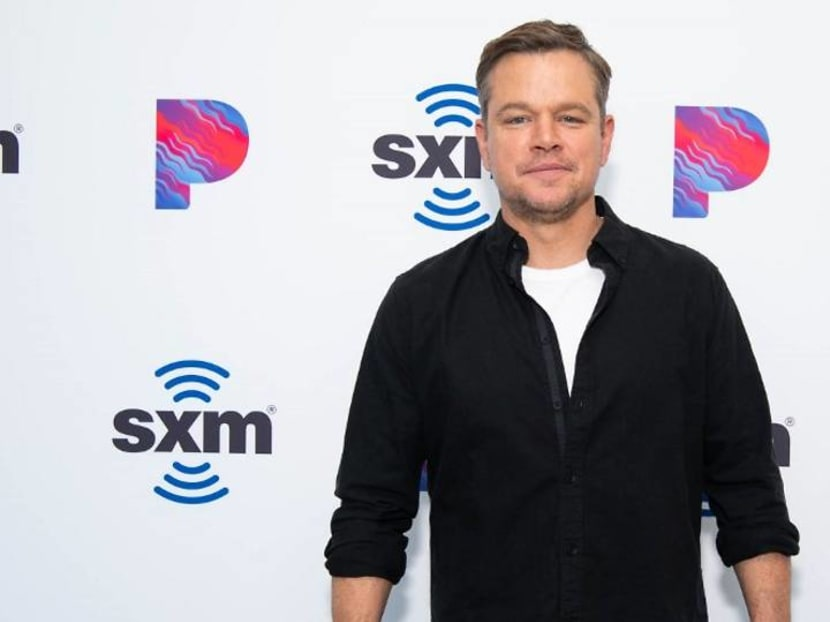 Contagion actor Matt Damon reveals stepdaughter contracted COVID-19 'early on'