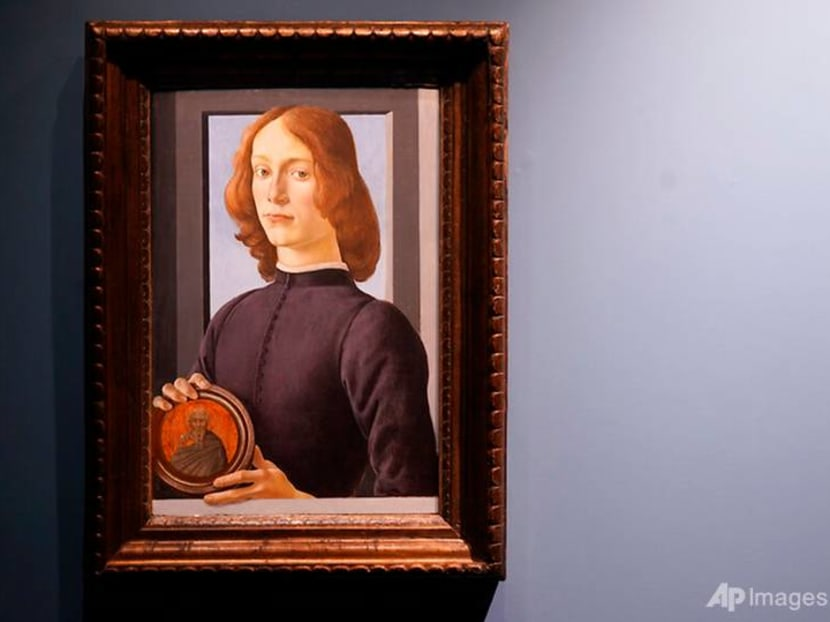 Rare Botticelli portrait from 15th century could reach US$100 million at auction