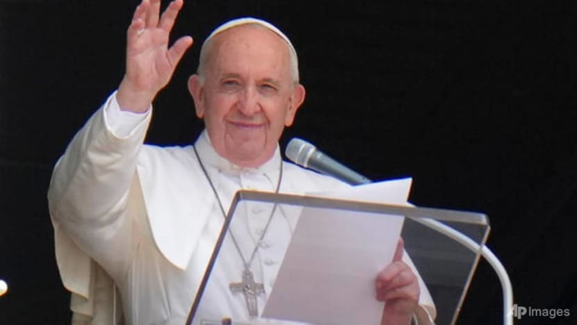 Pope Francis alert and well a day after intestinal surgery: Vatican