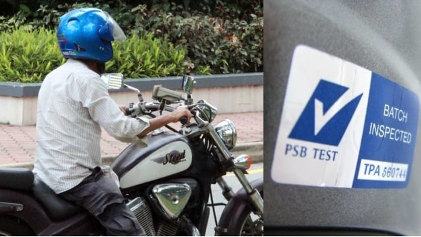 Motorcycle association urges review of helmet safety standard after stiffer penalties for sellers proposed