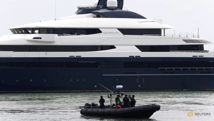 Malaysia government free to sell Equanimity, yacht in 1MDB scandal, after court ruling