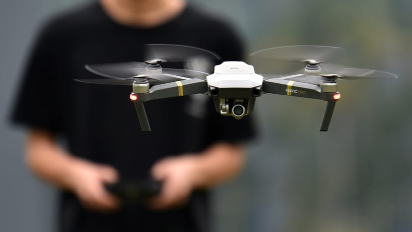 Man charged with illegally flying drone to take pictures of MINDEF's Gombak Base, Gali Batu Depot
