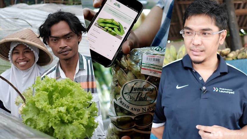 Social network founder turns champion for exploited farmers in Indonesia