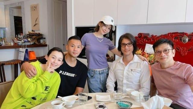 徐若瑄为王力宏出关亲自下厨 范玮琪也来了!