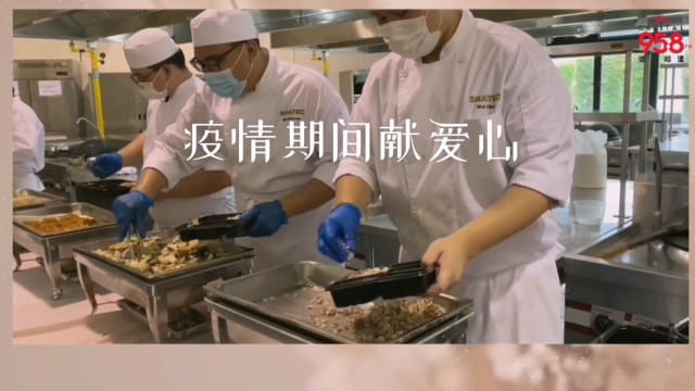 【暖心驿站】自今年3月 超过800名年长人士获营养爱心餐