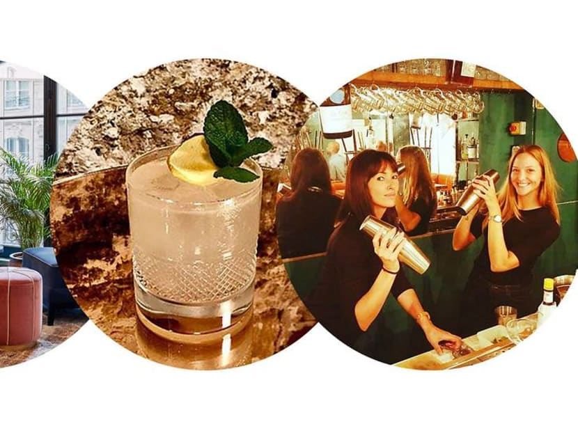 The best cocktail bars in Paris, amid tech companies and co-working spaces