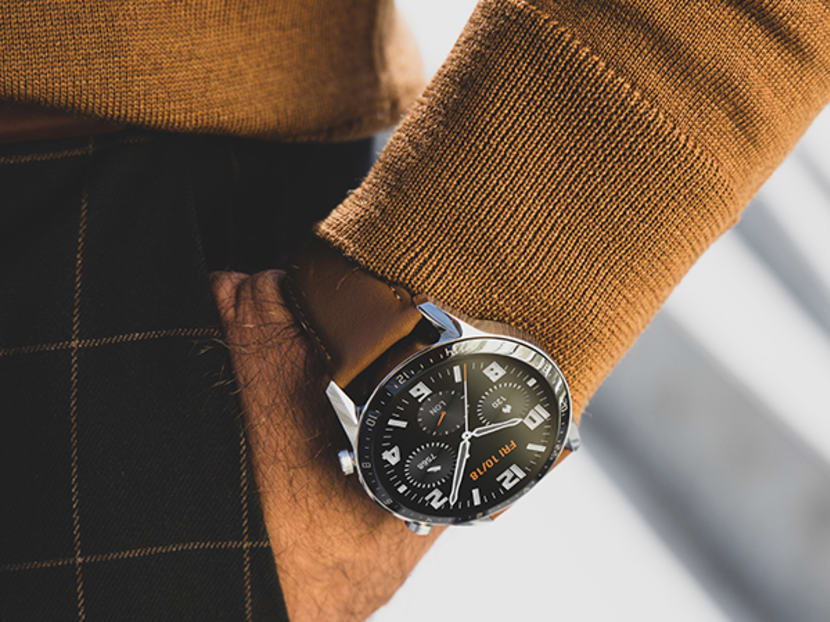 Keep things dynamic, and feel the pulse of life, anytime, with the Huawei Watch GT 2