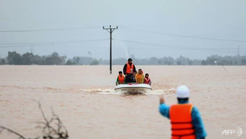 Singapore extends condolences to Vietnam following devastating floods, landslides