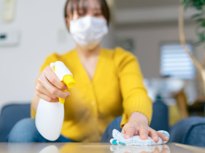Sanitation nation: How COVID-19 created a home hygiene boom