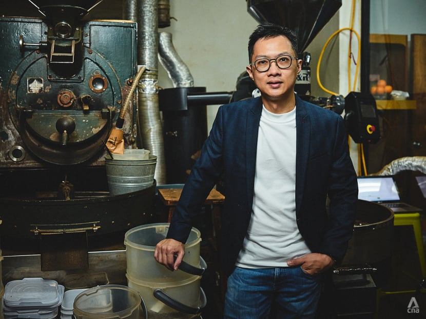 'Everybody deserves a good cup of coffee': Tiong Hoe Specialty Coffee's Jacob Tan