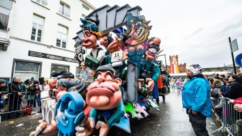 Israel lauds UNESCO move on 'anti-Semitic' Belgian carnival