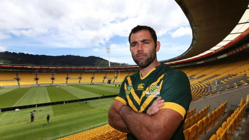 Australian rugby great Smith announces retirement