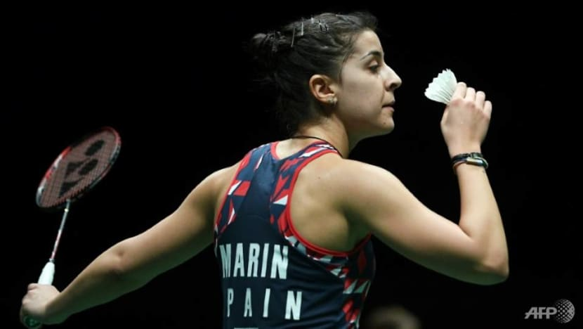 Badminton: Spain's Marin claims back-to-back titles in Bangkok