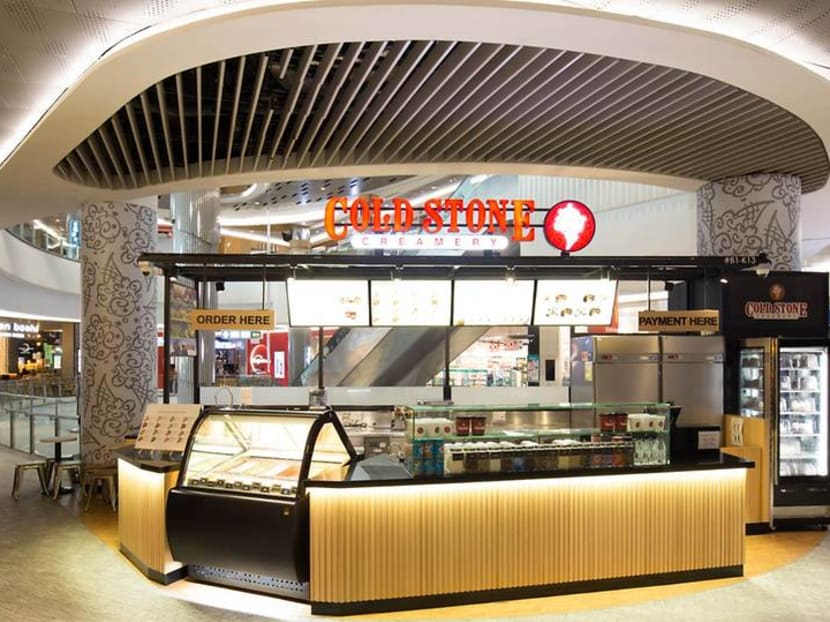 Cold Stone Creamery to close all outlets in Singapore, offers discounted ice cream